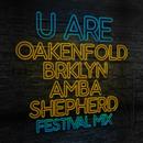 U Are (Festival Mix) (feat. BRKLYN, Amba Shepherd)/Paul Oakenfold