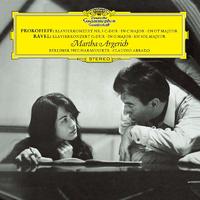 プロコフィエフ: ピアノ協奏曲第3番、ラヴェル: ピアノ協奏曲/Martha Argerich, Berliner Philharmoniker, Claudio Abbado