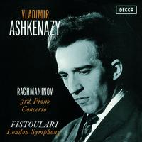 ラフマニノフ: ピアノ協奏曲第3番、ピアノ・ソナタ第2番/Vladimir Ashkenazy