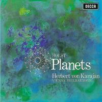 ホルスト: 組曲<惑星>/Wiener Philharmoniker, Herbert von Karajan