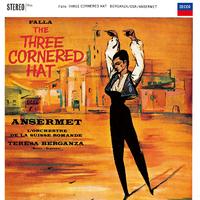 ファリャ:<三角帽子><恋は魔術師>他/L'Orchestre de la Suisse Romande, Ernest Ansermet