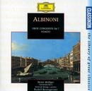 Albinoni: Oboe Concerto in C op.7 no.5; Adagio in G minor for strings and organ/Camerata Bern