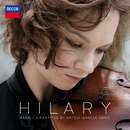 García Abril: 6 Partitas/Hilary Hahn