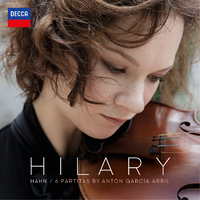 アントン・ガルシア・アブリル:無伴奏ヴァイオリンのための6つのパルティータ