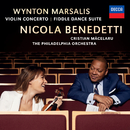 Marsalis: Fiddle Dance Suite: 2: As the Wind Goes/Nicola Benedetti