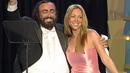 Hero (Live)/Luciano Pavarotti, Mariah Carey