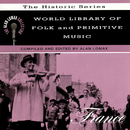 """World Library Of Folk And Primitive Music: France, """"The Historic Series"""" - The Alan Lomax Collection/Various Artists"""