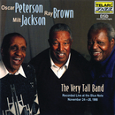 The Very Tall Band: Live At The Blue Note/Oscar Peterson, Ray Brown, Milt Jackson