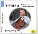 Rostropovich - Virtuose Cellowerke/Mstislav Rostropovich