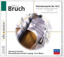 Bruch: Violinkonzert/Salvatore Accardo, Gewandhausorchester Leipzig, Kurt Masur