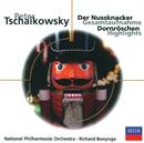 Tschaikowsky: Der Nussknacker - Dornröschen (Highlights)/The National Philharmonic Orchestra, Richard Bonynge