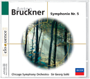 Bruckner Sinfonie Nr. 5/Chicago Symphony Orchestra, Sir Georg Solti