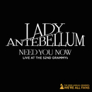Need You Now (Live)/Lady Antebellum