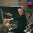 Brahms: Symphonies Nos.1 & 3, Tragic Overture/Wiener Philharmoniker, Herbert von Karajan