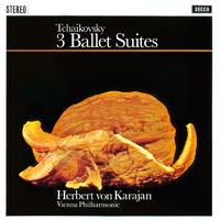 チャイコフスキー:3大バレエ組曲、幻想序曲《ロメオとジュリエット》
