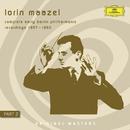 Brahms: Symphony No.3 / Beethoven: 12 Contredanses, WoO 14/Berliner Philharmoniker, Lorin Maazel