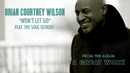 Won't Let Go (Audio) (feat. The Soul Seekers)/Brian Courtney Wilson