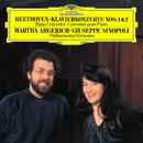 Beethoven: Piano Concertos No.1, Op.15 & No.2, Op.19/Martha Argerich, Philharmonia Orchestra, Giuseppe Sinopoli