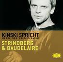 Kinski spricht Strindberg und Baudelaire/Klaus Kinski
