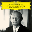 Beethoven: Sonatas Nos. 1 - 6/Wilhelm Kempff