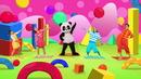 O Jogo Do Quadrado/Panda e Os Caricas