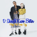 U Should Know Better (Remix EP) (feat. Snoop Dogg)/Robyn