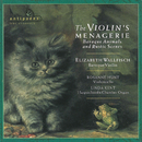 The Violin's Menagerie/Elizabeth Wallfisch