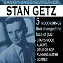 Savoy Jazz Super EP: Stan Getz/スタン・ゲッツ