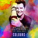 Colours (feat. Xenia Ghali)/Sakis Rouvas