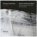 J.S. Bach: Partita for Violin Solo No. 1 in B Minor, BWV 1002: 1. Allemanda/Thomas Zehetmair