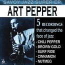 Savoy Jazz Super EP: Art Pepper/Art Pepper
