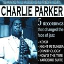 Savoy Jazz Super EP: Charlie Parker, Vol. 1/Charlie Parker