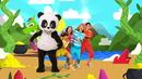O Dragão/Panda e Os Caricas