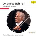 Johannes Brahms: Symphonien & Konzerte (Live)/Wiener Philharmoniker, Leonard Bernstein
