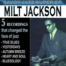 Savoy Jazz Super EP: Milt Jackson/Milt Jackson