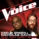 Play That Funky Music (The Voice Performance)/CeeLo Green, Nicholas David