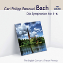 Bach, C.P.E.: Symphonies for Strings 1-6/The English Concert