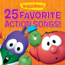 25 Favorite Action Songs!/VeggieTales