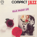 Compact Jazz: Live/Billie Holiday