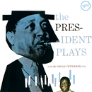 The President Plays With The Oscar Peterson Trio/Lester Young, The Oscar Peterson Trio