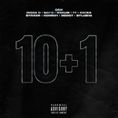 10+1 (feat. Sav'o, MSkum, Ty, Rack5, Striker, Horrid1, Dodgy, Splasha)/Digga D