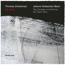 J.S. Bach: Sei Solo - The Sonatas and Partitas/Thomas Zehetmair