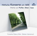 Höfische Konzerte/Concentus Musicus, Wien, Nikolaus Harnoncourt