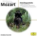 "Mozart, Streichquartette ""Jagd-Quartett"", ""Dissonanzen-Quartett"", ""Hoffmeister-Quartett""/Amadeus Quartet"