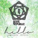 Hello (Japanese Version)/Boys Republic