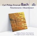 C.Ph.E. Bach: Flöten/Oboenkonzerte (Audior)/The English Concert, Trevor Pinnock