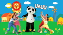 Os Sons dos Animais/Panda e Os Caricas