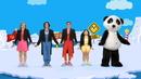 Pinguim/Panda e Os Caricas