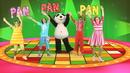 A Dança Do Panda/Panda e Os Caricas