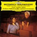 Beethoven: Violin Concerto, etc./Anne-Sophie Mutter, Yo-Yo Ma, Mark Zeltser, Berliner Philharmoniker, Herbert von Karajan